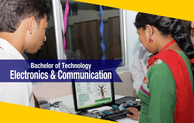 B.Tech Electronics & Communication