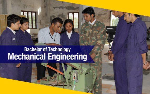 B.Tech Machenical Engineering